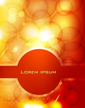 cool glare background vector 5