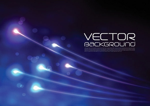 cool light vector background
