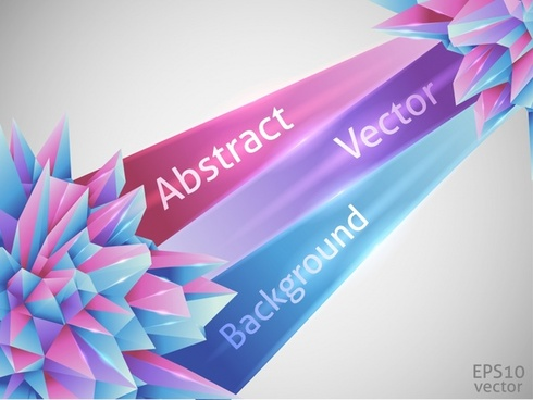 cool threedimensional vector graphics