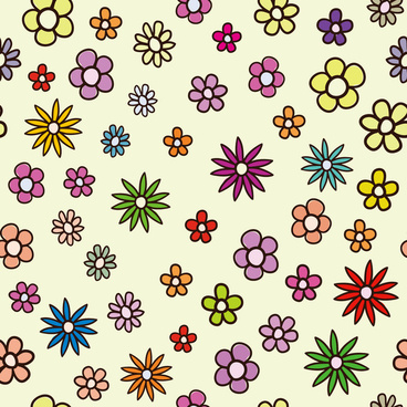 cool vector colorful pattern