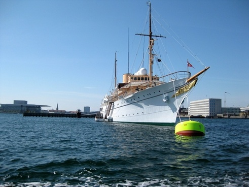 copenhagen denmark royal yacht