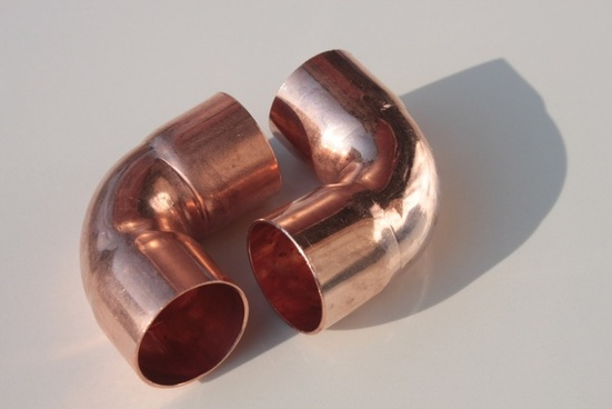 copper elbow fittings