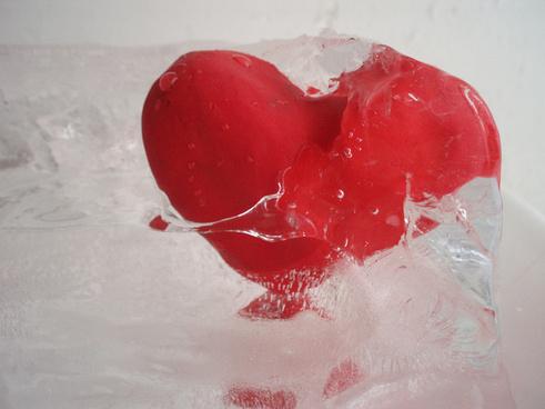 corazon congelado
