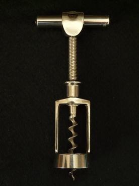 corkscrew tool bottle