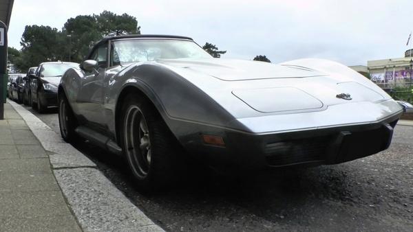 corvette 1978 25th anniversary