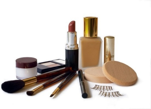 cosmetics collection of highdefinition picture