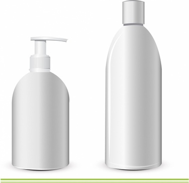 cosmetics containers