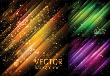 cosmic background star shiny vector
