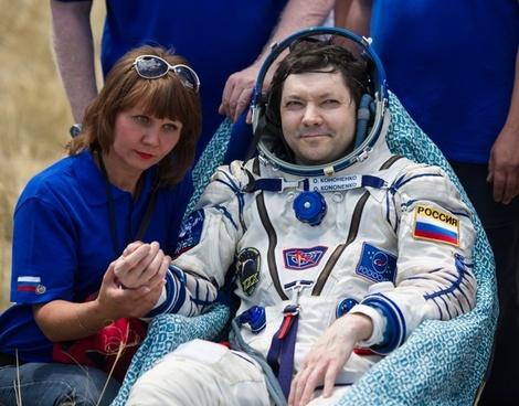 cosmonaut russia russian