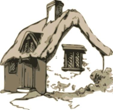 Cottage clip art