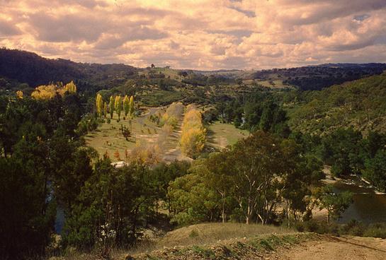 cotter river reserve