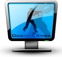 Counter strike LCD