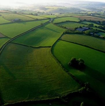 countryside devon landscape