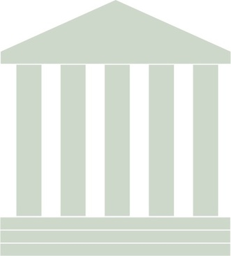 Courthouse Symbol