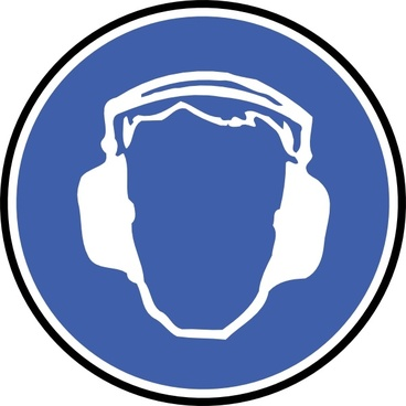 Cover Your Ears clip art