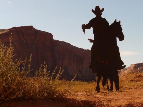 cowboy desert revolver