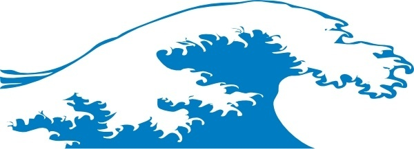water wave clip art free vector download 216 249 free vector for rh all free download com Ocean Wave Clip Art Simple Wave Clip Art