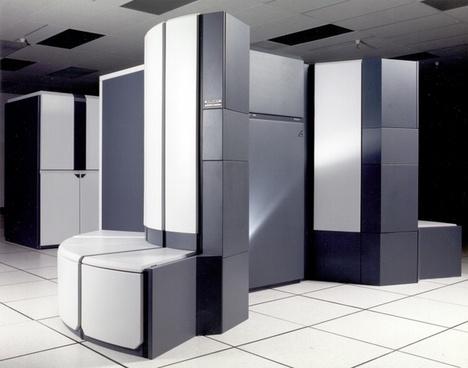 cray y 190a supercomputer computer