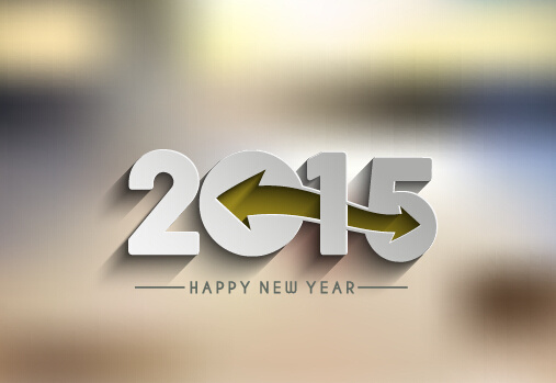 creative15 new year background set
