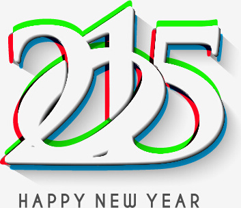 creative15 new year background set
