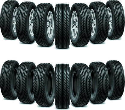 tyre vector free download