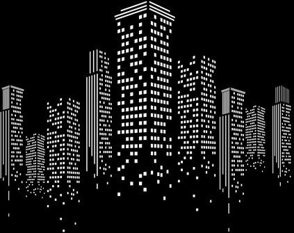 creative city vector backgrounds