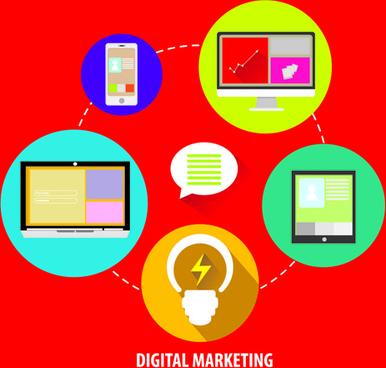 creative marketing design infographics vector