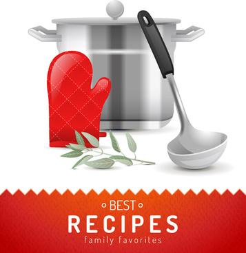 Recipe vector free vector download (53 Free vector) for