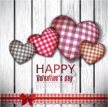 creative valentine cards vector graphics