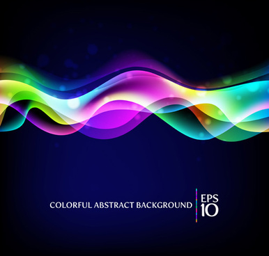creative vector abstract backgrounds set