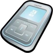 Creative Zen Micro Silver