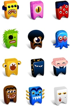 Creatures Icons icons pack