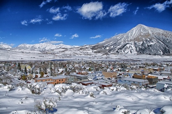 crested butte colorado town