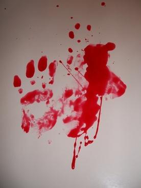 crime blood horror