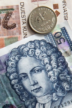 croatia currency