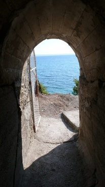 croatia podstrana sea view