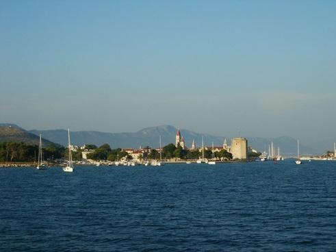 croatia sailing adriatic sea