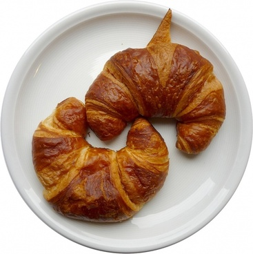 croissants breakfast puff pastry