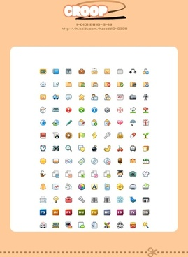 CROOP_16X16_icon icons pack