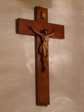 cross jesus wood