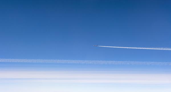 crossing plane