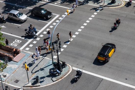 crossroads barcelona