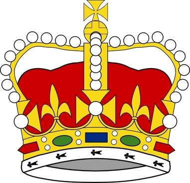 Crown Of Saint Edward clip art