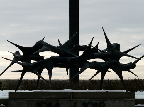 crown of thorns metal lerchenberg
