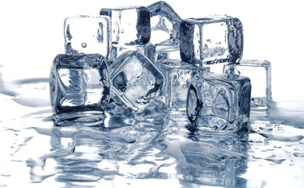 crystal clear ice hd picture 1