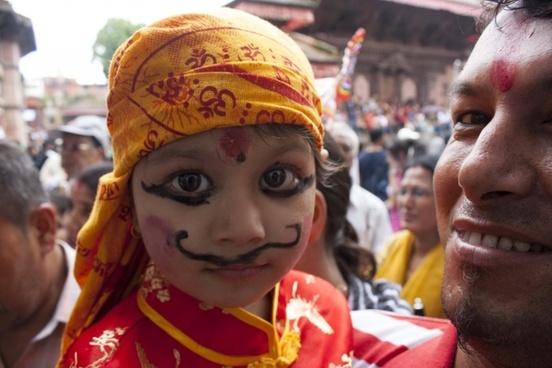 culture festival gai jatra