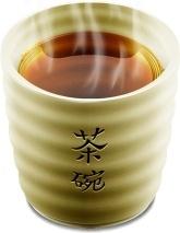 Cup 2 tea hot
