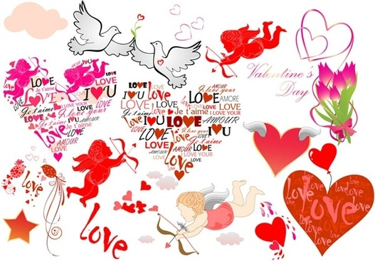 cupid element vector