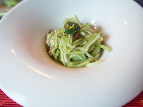 curious kumquat thai cucumber salad