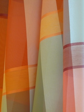 curtain fabric tissue
